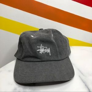 NEW Stussy embroidered hat